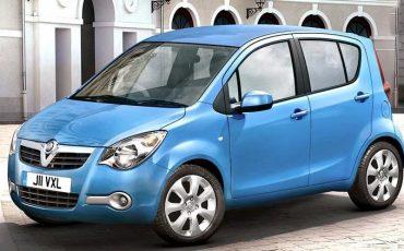 Vauxhall Agila Auto ( or similar)