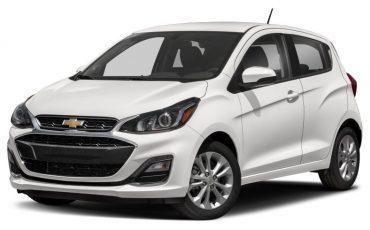 Chevrolet Spark (or similar)