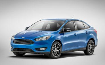 Ford Focus (or similar)